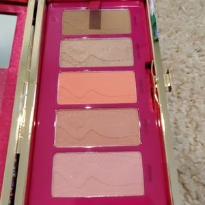 tarte Makeup - Tarte: clay blush palette & clutch